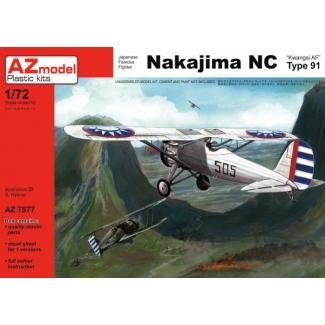 Nakajima NC Type 91 (1:72)