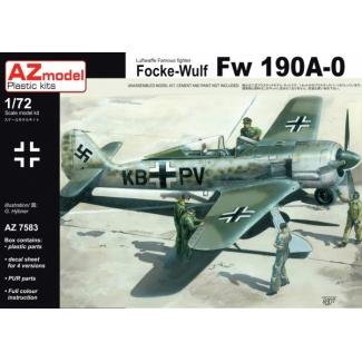 Focke-Wulf Fw 190A-0 (1:72)
