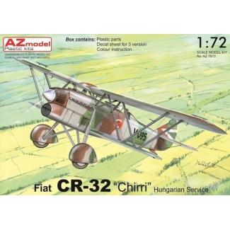 """Fiat CR-32 """"Chiri"""" Hungarian service (1:72)"""