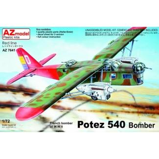 Potez 540 Bomber (1:72)