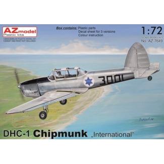 "DHC-1 Chipmunk ""International"" (1:72)"