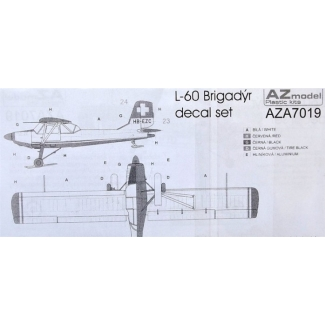 L-60 Decal (1:72)