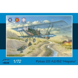 Potez 25 A2/B2 Hispano (1:72)