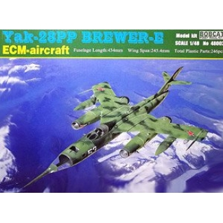 Yak-28PP Brewer-E (1:48)
