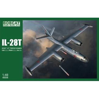 IL-28T Soviet Jet Bomber (1:48)