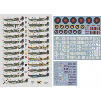 Spitfire Mk.IX Aces (1:48)