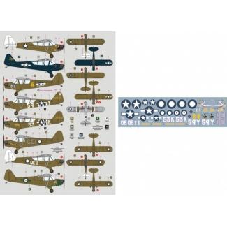 Piper L-4H/NE-1 in USAAF and RAAF Service (1:48)