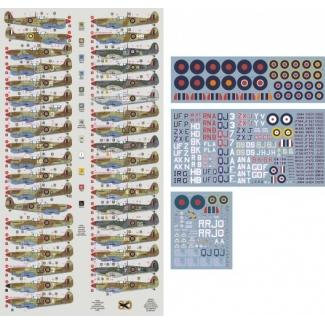 Spitfire MTO Aces (1:72)