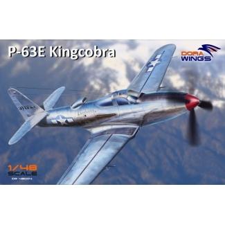 P-63E Kingcobra (1:48)