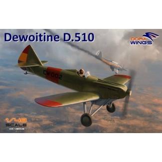 Dewoitine D.510J (1:48)