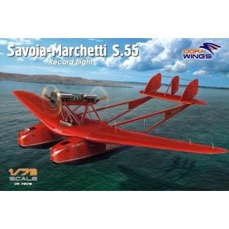 """Savoia-Marchetti S.55 """"Record flights"""" (1:72)"""