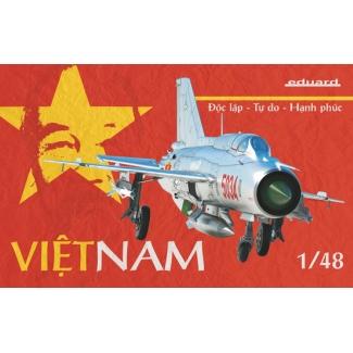 Vietnam (MIG-21PFM) - Limited Edition (1:48)