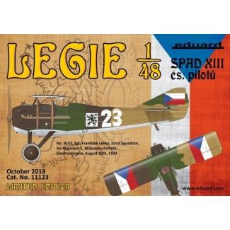 Legie - SPAD XIII čs. pilotů - Limited Edition (1:48)