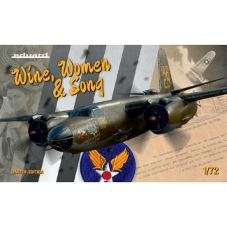 Eduard 2129 Wine, Women & Song - B-26B/C Marauder - Limited Edition (1:72)