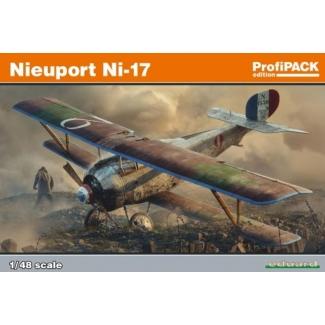 Eduard 8071 Nieuport Ni-17 - ProfiPACK (1:48)