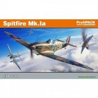 Eduard 82151 Spitfire Mk.Ia - ProfiPACK (1:48)
