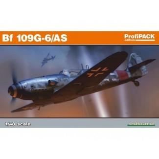 Eduard 82163 Bf 109G-6/AS - ProfiPACK (1:48)