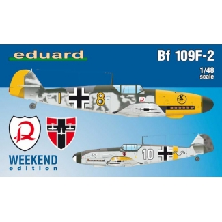 Bf 109F-2 - Weekend Edition (1:48)