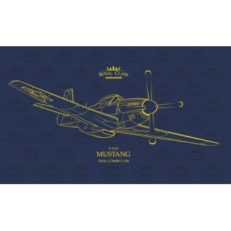 Eduard R0020 P-51D Mustang Dual Combo Royal Class (1:48)