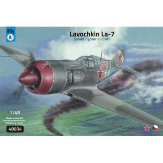 Lavochkin La-7 (1:48)