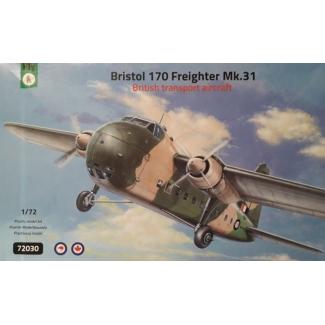 Bristol 170 Freighter Mk.31 (1:72)