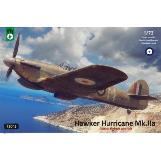 Hawker Hurricane Mk.IIa - Limited Edition (1:72)
