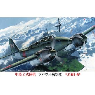 """Nakajima J1N1-R Type 2 """"Rabaul Flying Corps"""" (1:72)"""