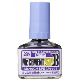 Mr.Cement SP Black 40 ml