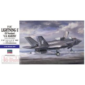 "F-35 Lightning II (B Version) 'U.S.Marine""  (1:72)"