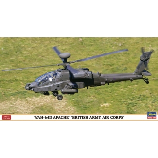 """WAH-64D Apache""""'British Army Air Corps"""" - Limited Edition (1:48)"""