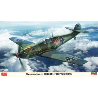 """Messerschmitt Bf109E-1 """"Blitzkrieg"""" (1:48)"""