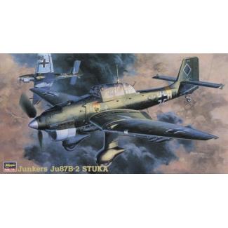 Junkers Ju87B-2 Stuka (1:48)