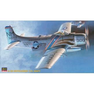 A-1H Skyraider U.S.Navy (1:72)