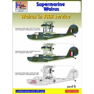 Supermarine Walrus in RAF Service, Pt.4 (1:72)