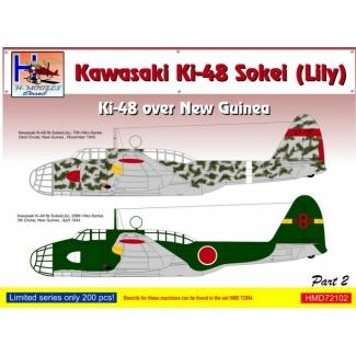 Kawasaki Ki-48 over New Guinea, Pt.2 (1:72)