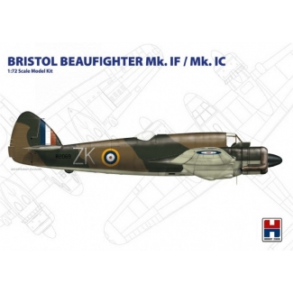 Bristol Beaufighter Mk.IF/Mk.IC - Limited Edition (1:72)
