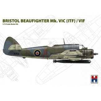 Bristol Beaufighter Mk.VIC (ITF) /VIF - Limited Edition (1:72)