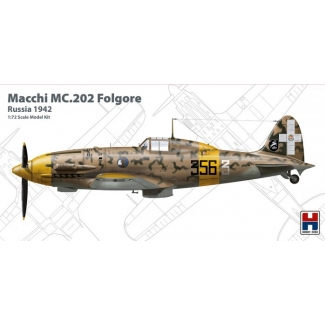 "Macchi MC.202 Folgore ""Russia 1942"" - Limited Edition (1:72)"