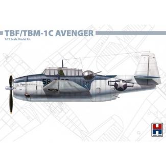 Hobby 2000 72009 TBF/TBM-1C Avenger - Limited Edition (1:72)