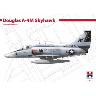 Hobby 2000 72017 Douglas A-4M Skyhawk - Black Sheep - Limited Edition (1:72)