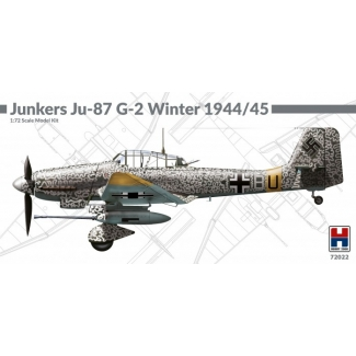 Hobby 2000 72022 Junkers Ju-87 G-2 Winter 1944/45 - Limited Edition (1:72)