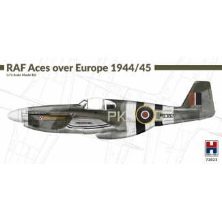 Hobby 2000 72023 Mustang III RAF Aces over Europe 1944/45 - Limited Edition (1:72)