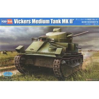 Vickers Medium Tank MK II (1:35)