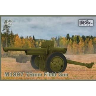 IBG 35058 Ml1897 75mm Field Gun (1:35)