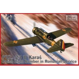 PZL.23 S Karaś - Polish Light Bomber in Romanian Service (1:72)
