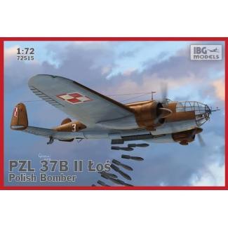 PZL 37 B II Łoś - Polish Bomber (1:72)