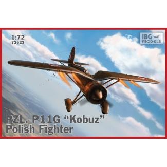 "PZL.P.11G ""Kobuz"" - Polish Fighter (1:72)"