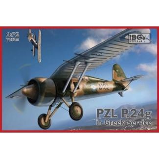 IBG 72524 PZL.P.24g in Greek Service (1:72)