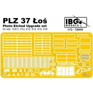 IBG 72IN09 PZL 37 Łoś – PE Upgrade set  (1:72)