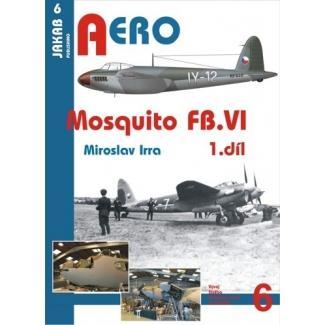 Jakab Aero Mosquito FB.Mk.VI 1.dil